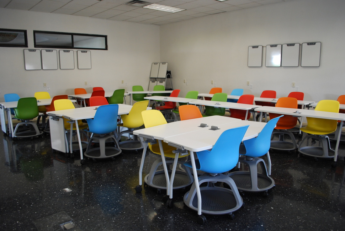Classroom Furniture : About ultimate high school